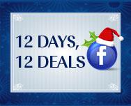 Facebook 12 Days of Deals Image